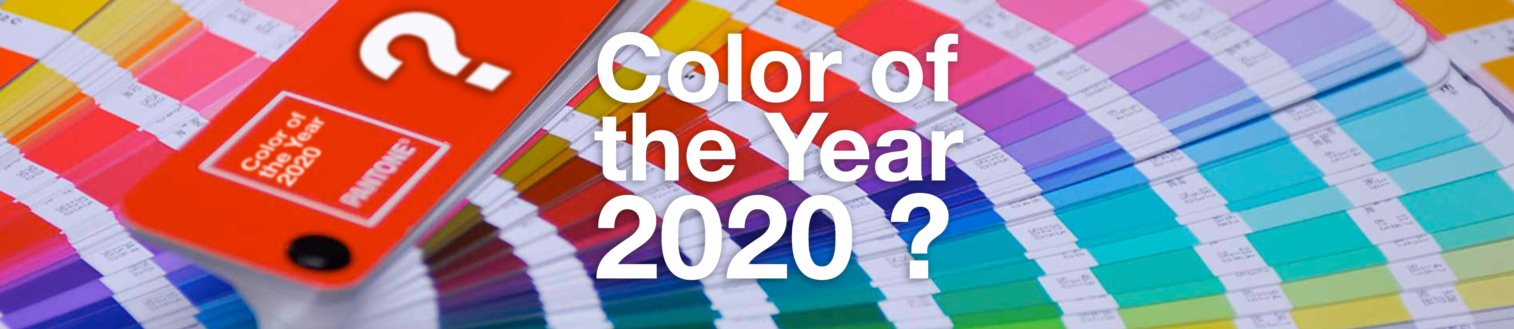 color of the year 2020?
