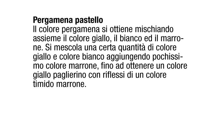 colore pantone pergamena